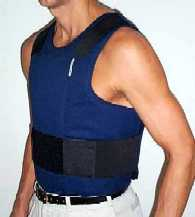 Safariland Body Armor Level III-A - Side