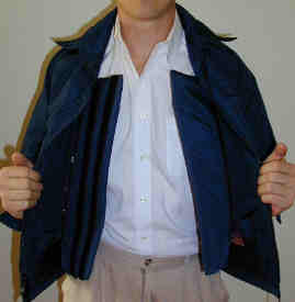 Jacket Vests Front Opening
