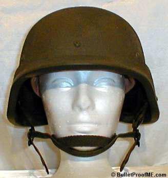 German Kevlar Helmet  Military Issue  Keepshooting