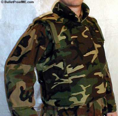 ProMAX Military Jacket - Side