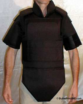 ProMAX Tactical with Upper Arm Protectors - Front