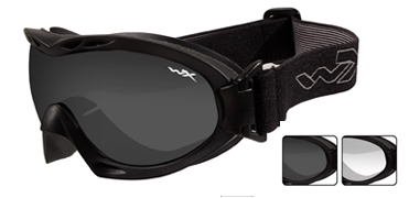 Wiley Nerve Tactical Goggle