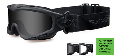 Wiley SPEAR Tactical Goggle